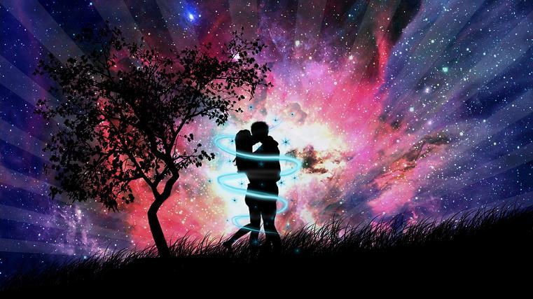 szerelmi kötés